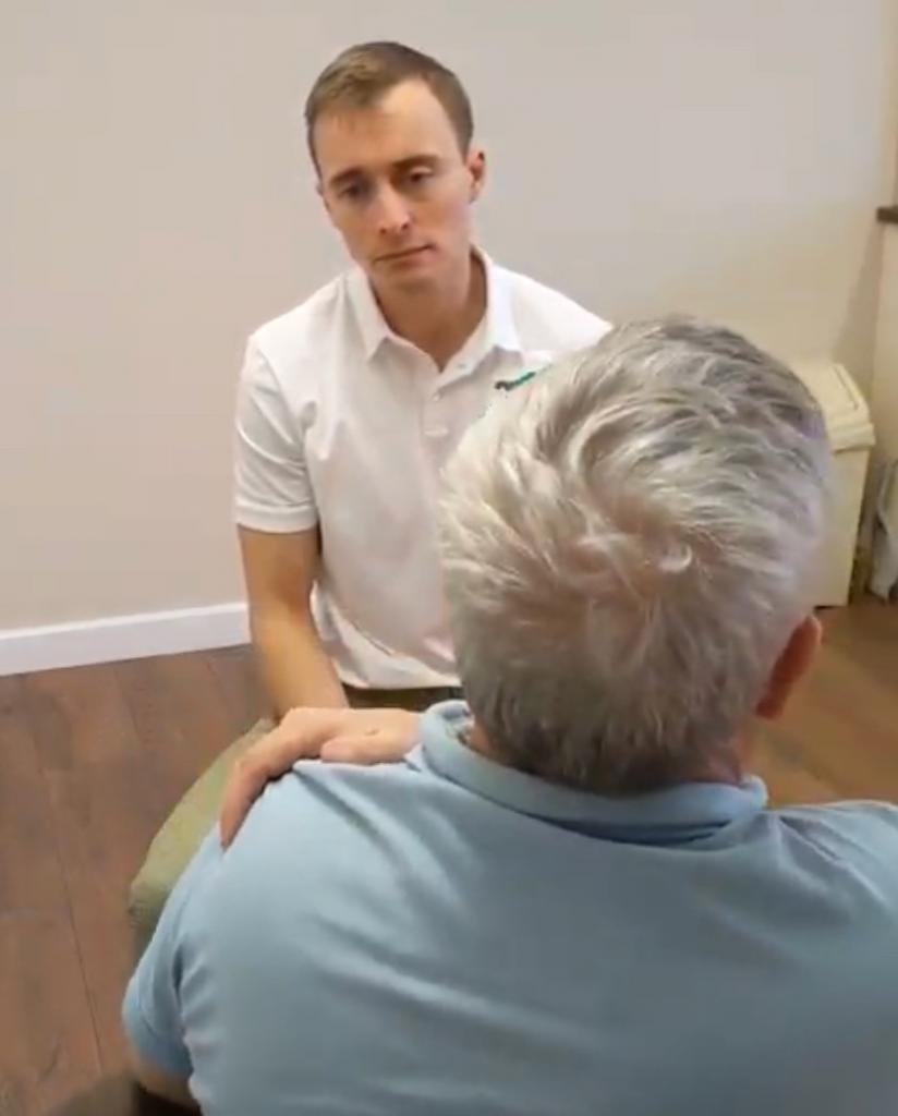 Shoulder Pain Osteopathy