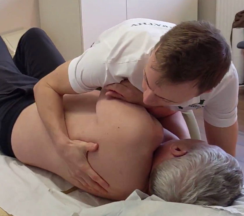 Osteopathy - Back Pain